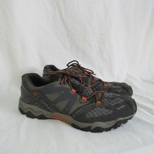 Merrell Gray Grassbow Air Hiking Shoe Men's 11